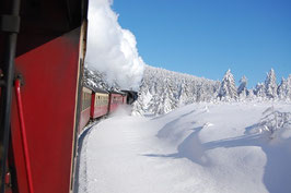 Winterparadies Brocken