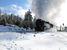 Winter-Wanderung auf den Brocken