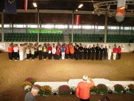 Siegerehrung Landesmeisterschaften 2008 in Zweibrücken