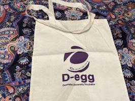D-eggさんの10周年記念エコバッグ