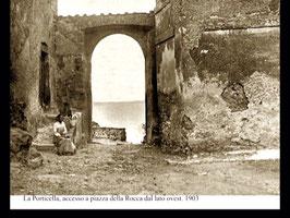 La Porticella  nel 1903