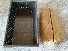 Perfekte Brotlaibe mit der Spezialbackform