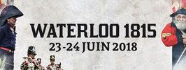 Waterloo 21 et 22 juin 2018