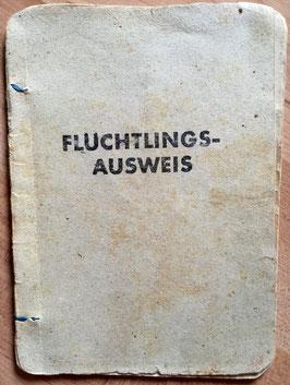 Flüchtlingsausweis von 1946