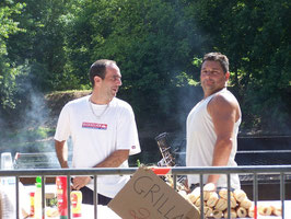 Les pros du barbec'