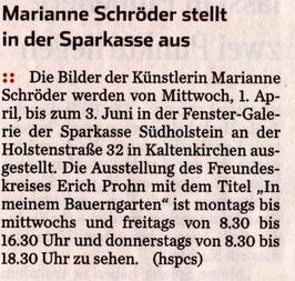 Hamburger Abendblatt 31.03.2015