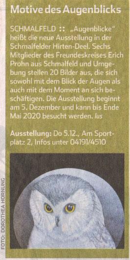 Hamburger Abendblatt 04.12.2019