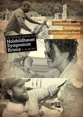 Frontseite Flyer Symposium 2017