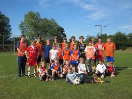 Donnerstag: Spiel der Jugendmannschaft und Mixed gegen Haus Hall