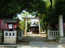山神社外観