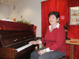 Martha Bergner - Leitung Frauenchor  bis 2013