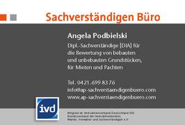 Angela Podbielski - Sachverständigen Büro