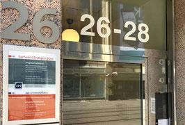 ap-immobilien - Obernstr. 26-28 - Haustüre