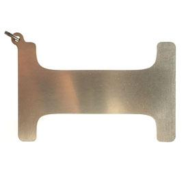 Schlüsselanhänger für Schlüssel Zusatzprodukt