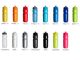 Shiva 750ml Bottle Colours