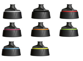 Shanti Lid Colour Options
