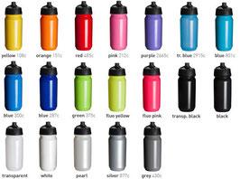Shanti 500ml Bottle Colours