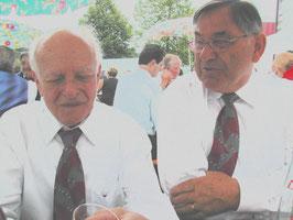 Walter Erne und Paul Gimmel