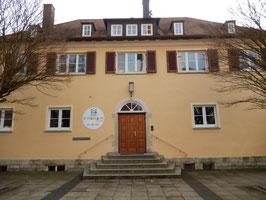 Schulgebäude in Oberaspach