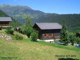 fiesch paradiso vakantie zwitserland