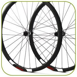 MTB bike Carbon Radsatz numbernine Felge