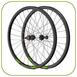 Bikeparts Online Naben Chris King Carbon Laufräder Felgen