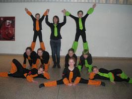 Das A16 Team Pegasus XVII in Bremen