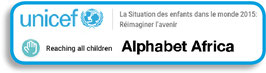Validation du projet Alphabet Africa par UNICEF 15.01.2015
