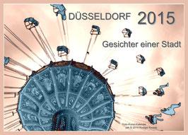 Foto Kunst Kalender für 2015