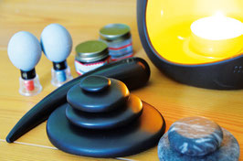 Haci Nadel, Hot Stone, Massage
