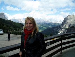 am Grödnerjoch 2121 m