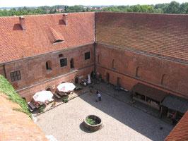 Rössel  Внутренний двор 2009