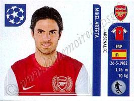 N° 356 - Mikel ARTETA (2000-02, PSG > 2011-12, Arsenal, ANG)