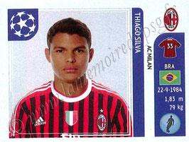 N° 501 - Thiago SILVA (2011-12, Milan AC, ITA > 2012-??, PSG)