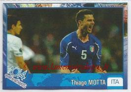 N° 236 - Thiago MOTTA (Jan 2012-??, PSG > 2013, Italie)