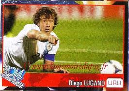 N° 897 - Diego LUGANO (2011-13, PSG > 2013, Uruguay)