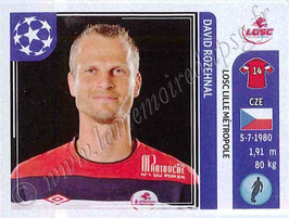 N° 110 - David ROZEHNAL (2005-07, PSG > 2011-12, Lille)
