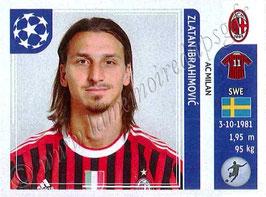 N° 514 - Zlatan IBRAHIMOVIC (2011-12, Milan AC, ITA > 2012>??, PSG)