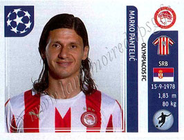 N° 394 - Marko PANTELIC (1997-98, PSG > 2011-12, Olympiakos, GRE)