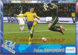 N° 357 - Zlatan IBRAHIMOVIC (2012-??, PSG > 2013, Suède)
