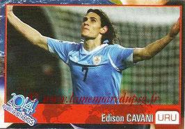 N° 910 - Edinson CAVANI (2013, Uruguay > 2013-??, PSG)