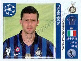 N° 084 - Thiago MOTTA (2011-12, Inter Milan, ITA > Jan 2012-??, PSG)