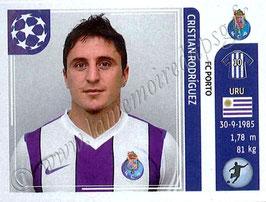 N° 426 - Cristian RODRIGUEZ (2005-08, PSG > 2011-12, Porto, POR)
