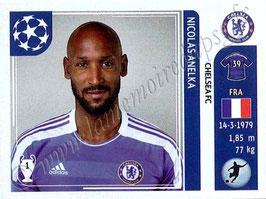 N° 291 - Nicolas ANELKA (1995-97 et 2000-02, PSG > 2011-12, Chelsea, GBR)
