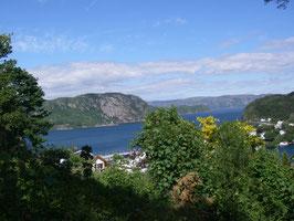 fjorden vid Farsund
