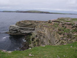 Shetlands västkust