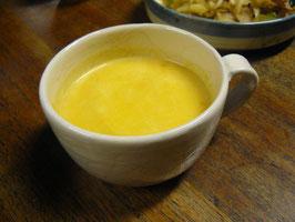 元、街の人のかぼちゃスープ
