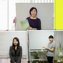 高田馬場の新高中国語 先生の紹介 講師紹介