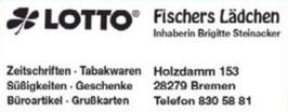Fischers Lädchen - Werbegemeinschaft Habenhausen-Arsten