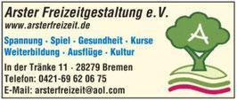 Arster Freizeitgestaltung e. V.- Werbegemeinschaft Habenhausen-Arsten